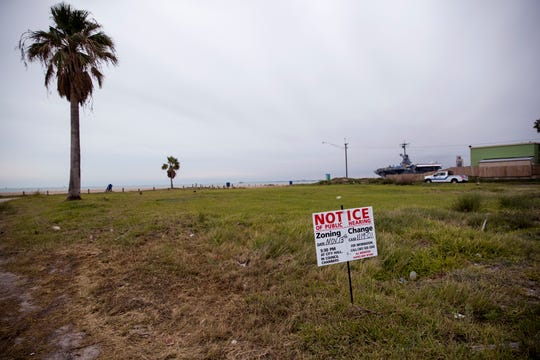 A $5 million hotel has been proposed at this site on North Beach.