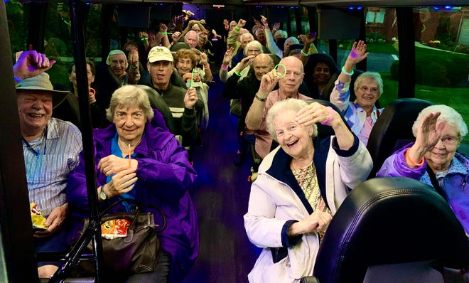 Having fun and being social can help you stay youthful as you age.