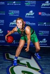Maddie Antenucci will play basketball for Florida Gulf Coast next year.