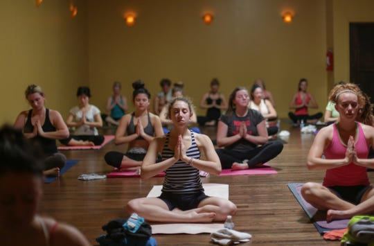 Yoga Shelter is opening a location in Royal Oak at Woodward Corners by Beaumont. The studio operates other locations in metro Detroit, including this one in West Bloomfield.