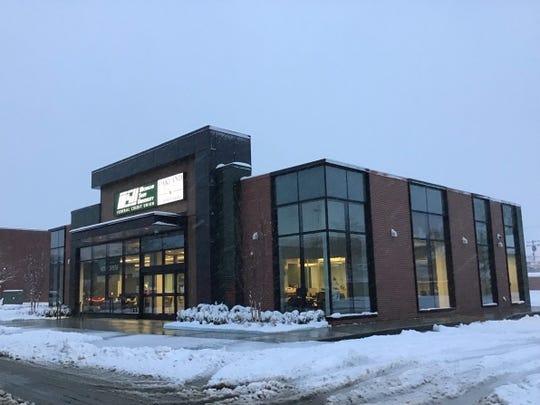 The MSU Federal Credit Union is now open on Coolidge Highway in Berkley.