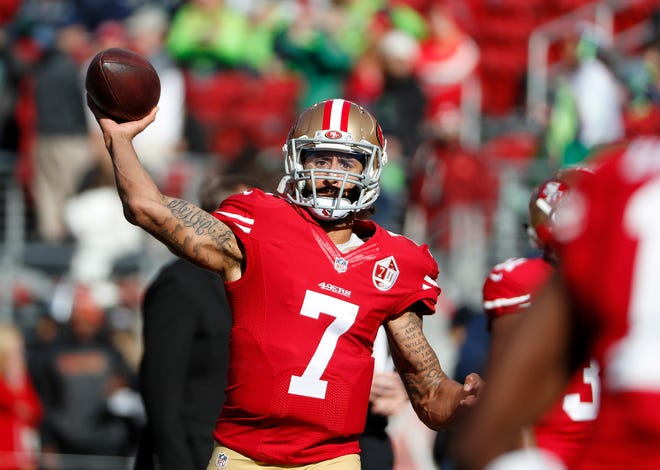 The Detroit Lions plan to send a representative to quarterback Colin Kaepernick's workout in Atlanta this weekend.
