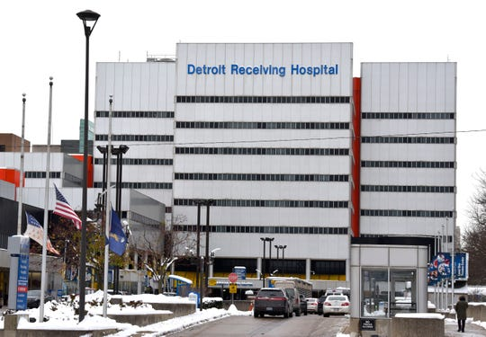 Detroit Receiving Hospital is one of the facilities in the Detroit Medical Center group.