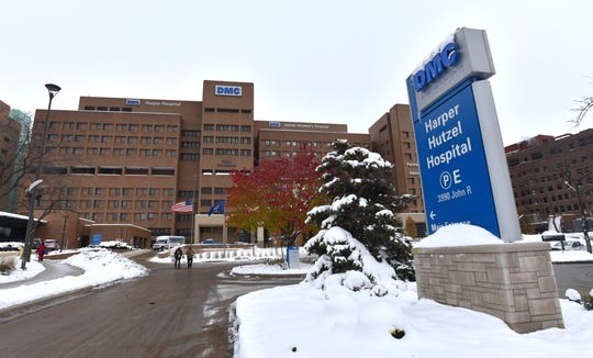Harper Hutzel Hospital is one of the facilities in the Detroit Medical Center group.
