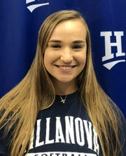 Horseheads High School senior Tess Cites has signed to play softball at Villanova University.