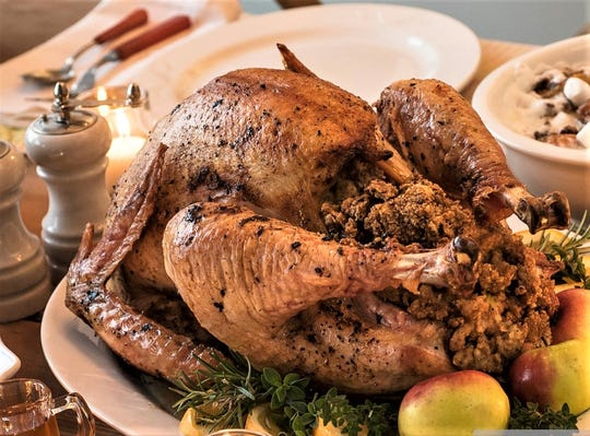 Consider ordering your Thanksgiving turkey from a restaurant, caterer or store. Outsourcing the main dish can free up space in the fridge and oven, and take a major obligation off your list.