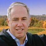 Mike Larsen announces run for Ohio's 4th Congressional District.