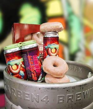 Yup, Kwik Trip has its own beer, Glazer Bean.