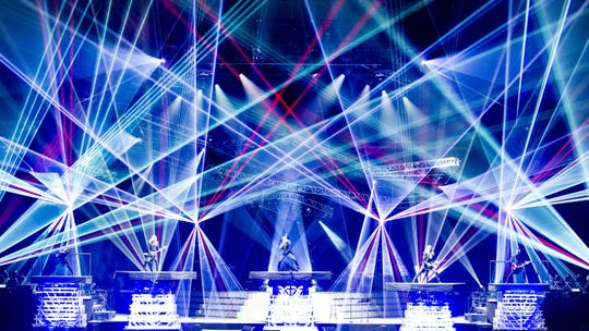 Trans-Siberian Orchestra will perform at Bon Secours Wellness Arena Dec. 6.