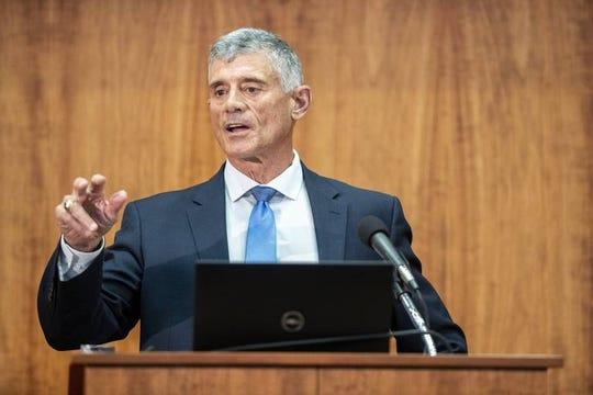USC President Robert L. Caslen Jr.