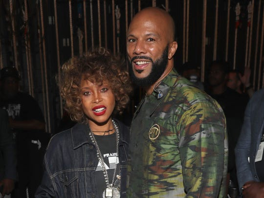 Erykah Badu and Common will share a bill March 14 at Indiana Farmers Coliseum.