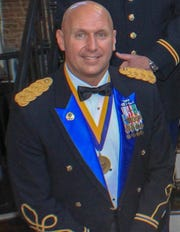 Lt. Col. Joseph Swindle, 46, of Hattiesburg, is an U.S. Army aviation officer. Swindle is currently stationed in Bagram, Afghanistan, during his fifth tour overseas.