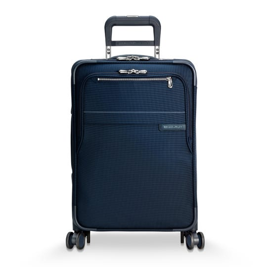 Briggs & Riley Baseline Domestic Expandable Spinner Carry-On, available at Taylor Trunk luggage company for $539