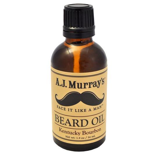 A.J. Murray's Kentucky Bourbon Beard Oil