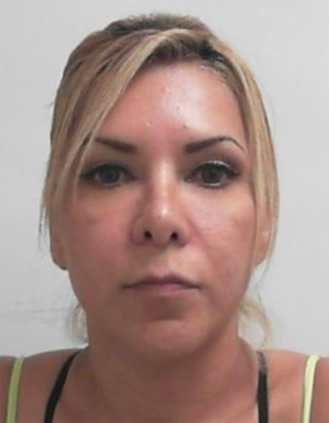 Convicted drug trafficker Maria Guadalupe Mendoza claims she is the girlfriend of married cartel leader El Mencho. The texts between the two nearly led to the billionaire kingpin's capture.