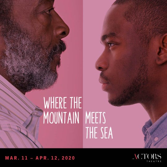 """Where the Mountain Meets the Sea"" will premiere at the 2020 Humana Festival for New American Plays at Actors Theatre of Louisville."