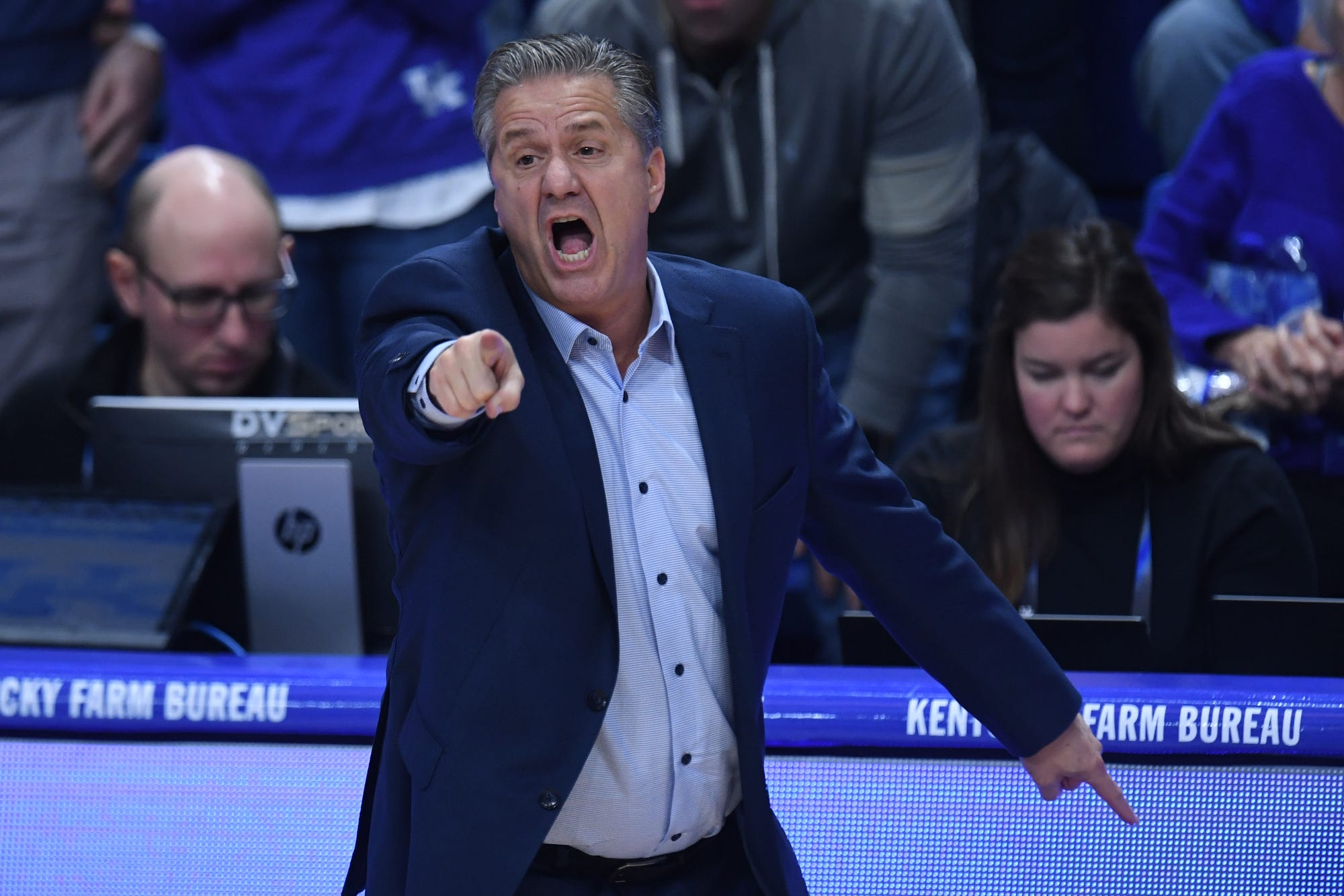 Kentucky Upset By Evansville Ranks Among College