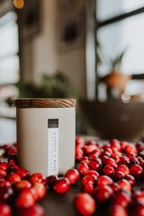 Maddox & Rose allows you to make custom-scented candles from more than 70 scents at its NuLu shop.