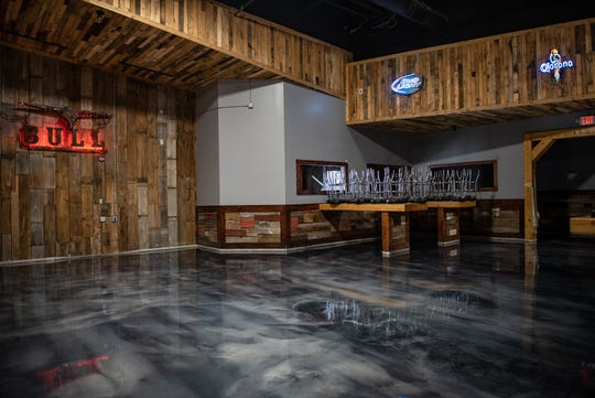 Overdrive, a new bar in the Lansing Mall in Delta Township.  The establishment will feature live music, a DJ, and a karaoke bar.