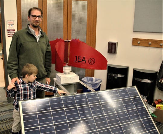 """Jason Jordan is the owner and operator of Jordan Energy Alternative, which, according to the company website, """"provides affordable renewable energy products for residential and small business applications."""" He was the winner of The Forge Business Plan Competition for-profit division."""