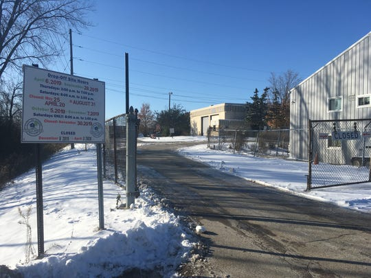 The Cudahy drop station, 5631 S. Pennsylvania Ave., has been a hot topic for the 2020 budget. The city is deciding whether to cut access to the drop station for garbage in favor of a once-a-year curbside pick-up or keep things as-is.
