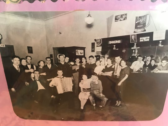 """Bruno Gaido's parents owned a tavern in Milwaukee in the 1930s which is now The Harp Irish Pub. Gaido is portrayed by Nick Jonas in the new film """"Midway."""""""