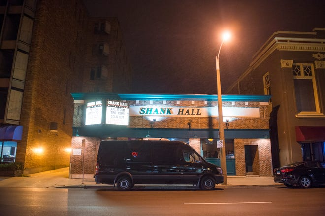 Shank Hall, the 31-year-old club on Milwaukee's East Side, was going to host its first concert in five months Aug. 7. Now owner Peter Jest has said it won't open until February at the earliest.