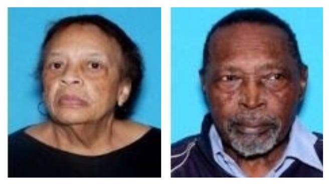 Annie Maey and Walter Jemison were found safe Thursday afternoon and are on their way back to Prattville