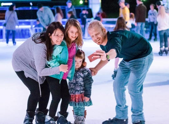 Winterfest at Fountains at Gateway kicks off Nov. 22 and runs through Jan. 9.