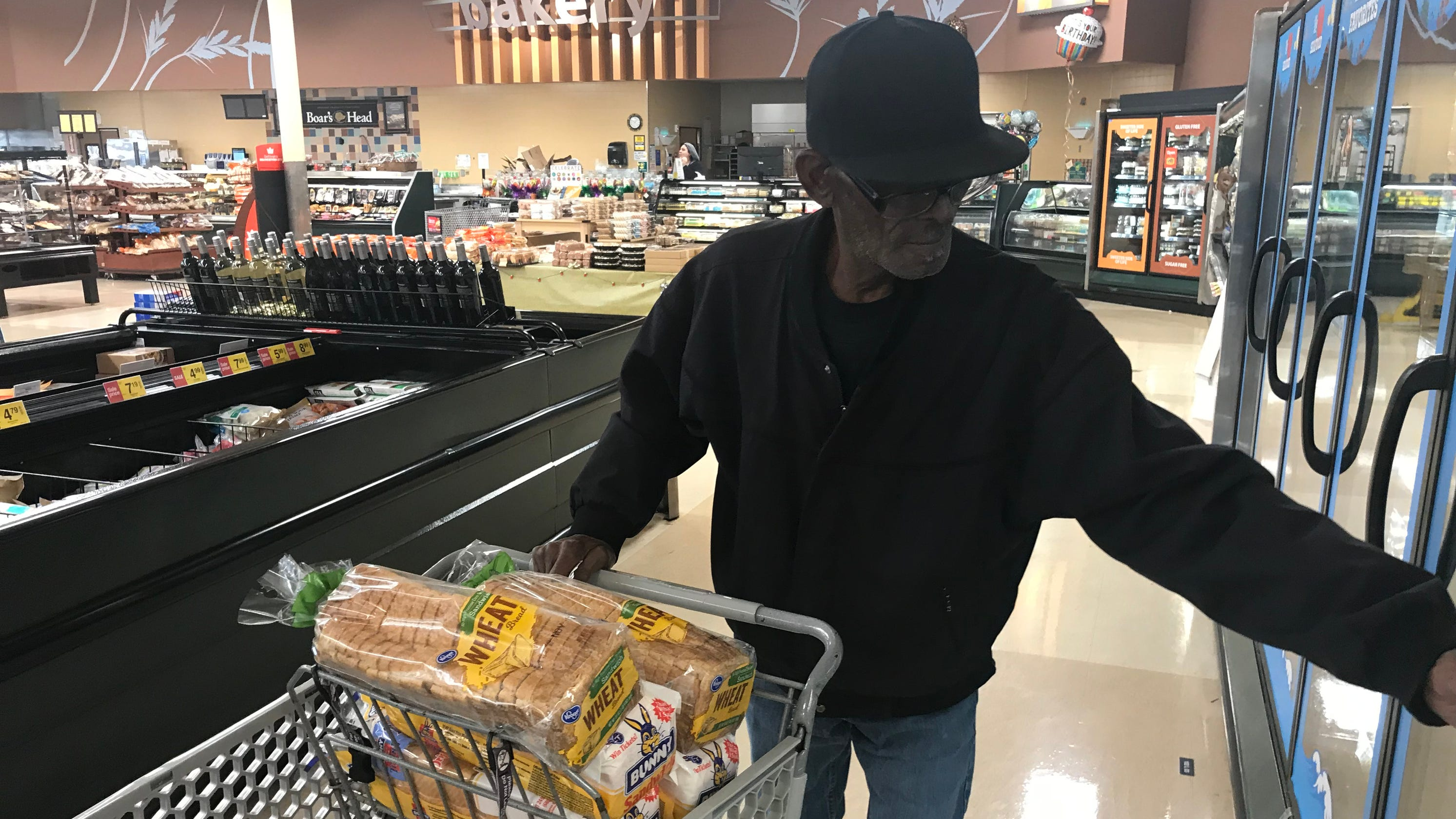 Downtown Franklin's food desert leaves low-income residents with few options for fresh groceries