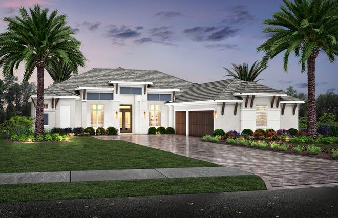 Seagate Development Group's furnished Monaco model at Esplanade Lake Club will feature an interior by Theory Design's Vice President of Design Ruta Menaghlazi.