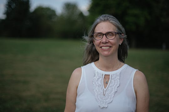 Jen Bowman, the director of environmental programs for Ohio University's Voinovich School of Leadership and Public Affairs, has been working on acid mine drainage abatement since her days as a graduate student.