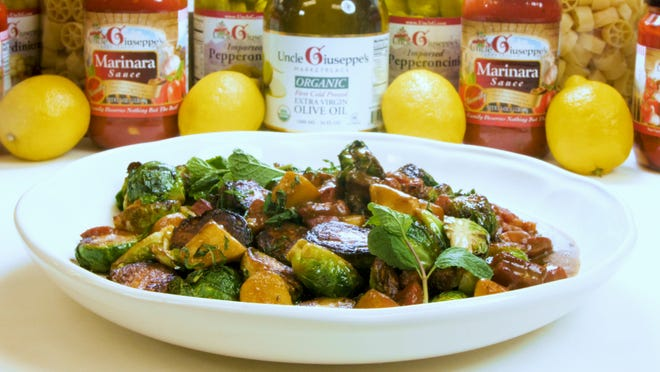 Elevate Brussels sprouts to the next level with this tasty recipe.