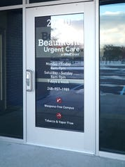 A brand-new Beaumont Urgent Care facility is set to open at 27810 Grand River Ave. in Farmington Hills. The center is open seven days a week.