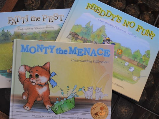 "Years after its original publication, ""Monty the Menace"" spawned two sequel books."