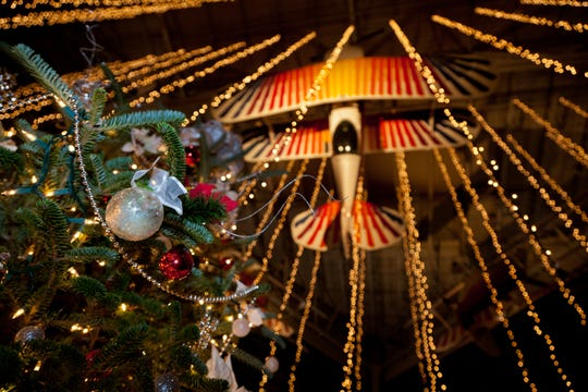 "EAA's ""Christmas in the Air"" features family-friendly events in the EAA Aviation Museum Dec. 7."