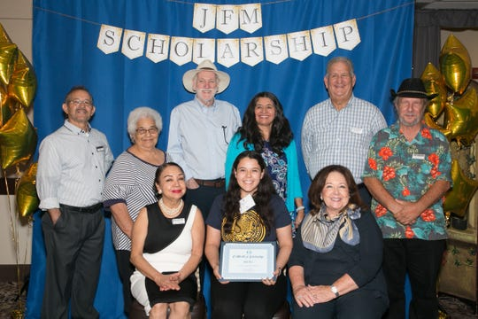 CVHC also sponsors the John F. Mealey College Scholarship Fund, which awards high school seniors and students who are pursuing higher education as an undergraduate or graduate. Nilda Ruiz was a 2019 recipient.