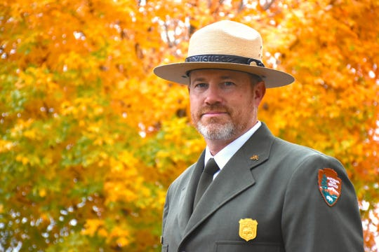 Steve Sims has been named the new superintendent of the Gettysburg National Military Park and Eisenhower National Historic Site.
