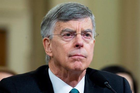 Bill Taylor, el diplomático estadounidense de mayor rango en Ucrania