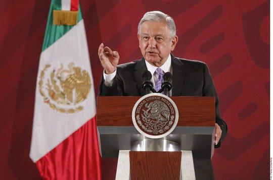 El Presidente Andrés Manuel López Obrador defendió la tradición de asilo de México y recordó que el País ha recibido a lo largo de los años a la comunidad judía, libanesa, españoles, entre muchos otros.