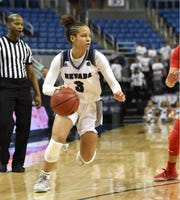 Nevada's Essence Booker ended the 2019-20 season as an All-Mountain West selection.