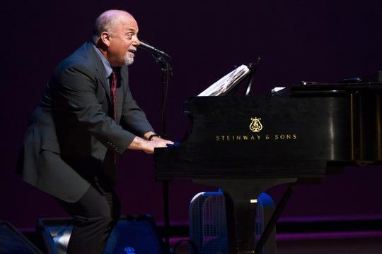 Billy Joel will play Buffalo's New Era Field Saturday, Aug. 15, 2020.