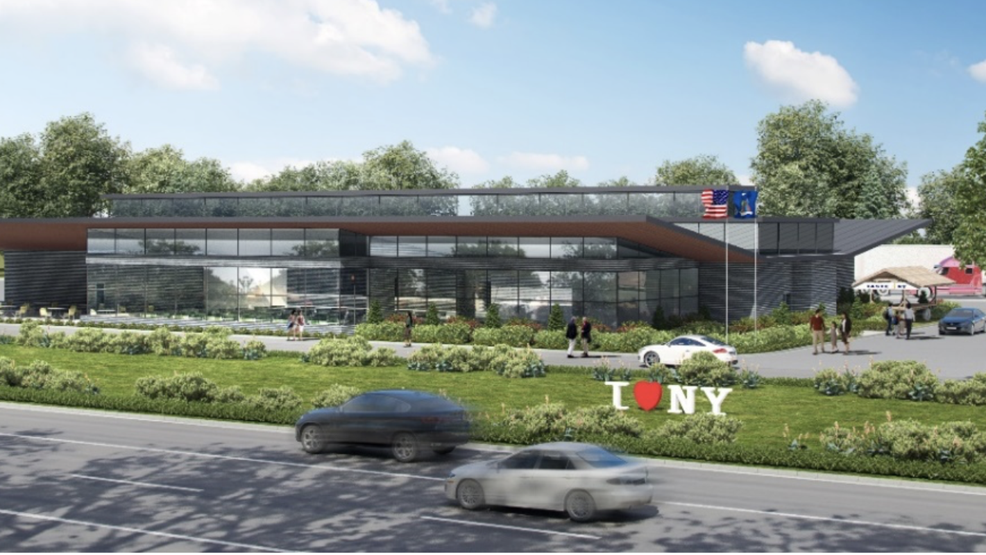 Here's what to expect out of upgraded Thruway rest stops
