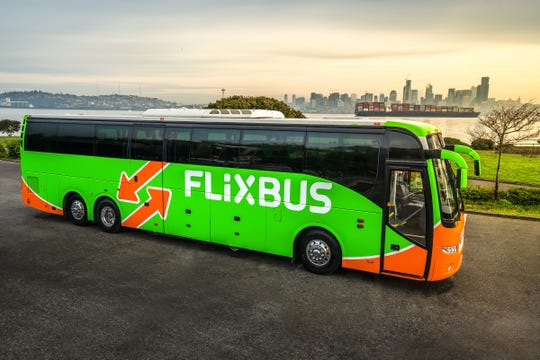 Buses from FlixBus will soon be a familiar sight on Northwest highways as the company rolls out new service to the region.