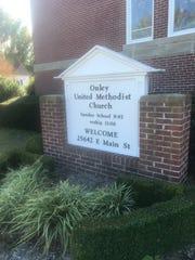 Onley United Methodist Church