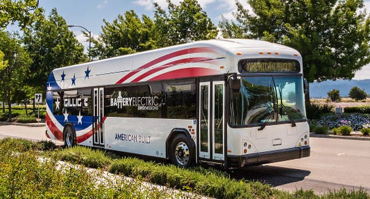 City Utilities will be adding two Gillig electric buses to its fleet.