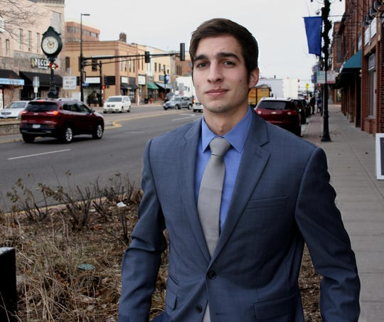 Benjamin Carollo is running for state representative in Minnesota's District 13B.