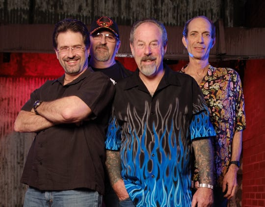 Legendary road warriors The Nighthawks pull into the Bradfordville Blues Club on Friday.