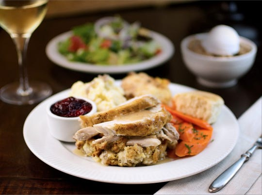 Ted's Montana Grill will be open for Thanksgiving.