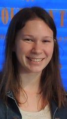 Raegan O'Rourke, an accomplished flutist at Sebastian River High School.